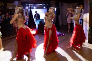 Pokaz tańca brzucha